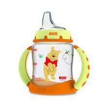 Winnie the Pooh My First Friend <b>Learner</b> Cup by NUK | <b>Baby disney</b> ...