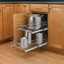 Pull Out Kitchen Storage Kitchen Cabinet Pull Out Metal Shelves Monsterlune