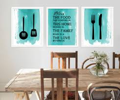 wall decorations for kitchens with nifty ideas about dining room