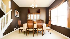 dining room wall paint ideas beauteous decor chocolate dining room