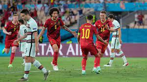 البرتغال وبلجيكا: مباشر لحظة بلحظة