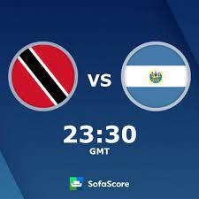Trinidad and Tobago - El Salvador Live ...