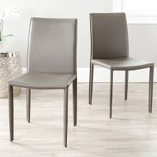 unique contemporary leather dining chairs modest elegancy of a gray throughout modern ideas 8