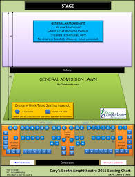 Koka Booth Seating Chart Koka Booth Amphitheatre Concerts Events In Cary