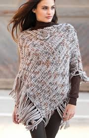 Knitted Poncho Patterns