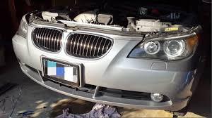 BMW e60 Water Pump - No Fun - YouTube