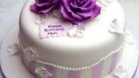 Happy Birthday Mummy Cake Photo The Decor Of Christmas