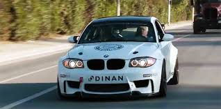 Coupe Series bmw 1 m : This V8-Swapped BMW 135i Might Be a Better 1M Coupe