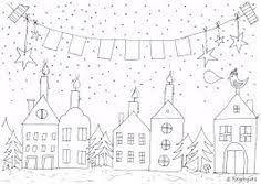 Die 16 Besten Bilder Von Malvorlagen Weihnachten
