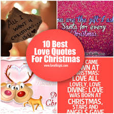 Christmas Quotes About Love Awesome 48 Best Love Quotes For Christmas