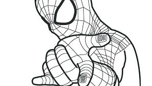 Spiderman Coloring Pages Aq1h Amazing Spiderman Coloring Pages