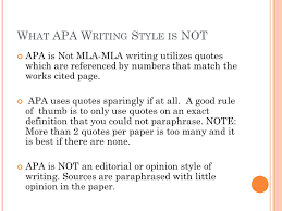 Apa Format Quotes Awesome The Basics Of APA Style Sixth Edition Ppt Video Online Download