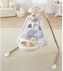 baby cradle swing infant canopy rocker chair portable adjule toys new