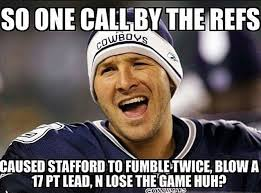 The 30 funniest memes from Cowboys win over Lions: Internet ... via Relatably.com