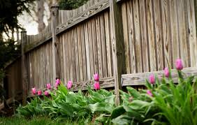 step by step instructions on how to put up a wooden fence and post real deals