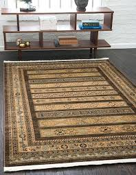 log cabin style area rugs brown rug home