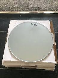 round mirror centerpiece wedding table centerpiece round mirror plate glass plate bevelled edge