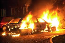 """Результат пошуку зображень за запитом """"горить авто"""""""