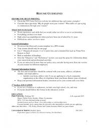 Skills And Accomplishments Resume Examples Templates How To Write A