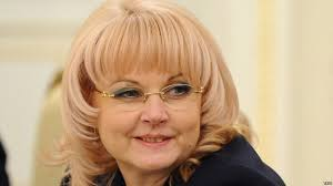 В диссертациях Голиковой нашли плагиат Председатель Счетной палаты России Татьяна Голикова