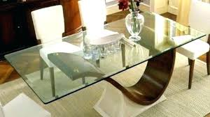 dining table bases for glass tops awesome round wood pedestal base wooden