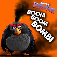 Recover from your Friday hangover... - Angry Birds Evolution