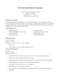 How To Write A Resume For College Cool How To Write An Internship Resume Help With My Professional College