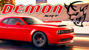 2018 dodge demon specs. exellent specs 2018 dodge demon news alert leaked horsepower u0026 promo photo in dodge demon specs