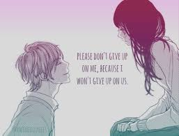 Anime Love Quotes Interesting Anime Love Sentences Tumblr