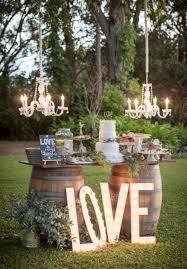 Best 30+ Summer Outdoor Wedding Decorations Ideas 2018
