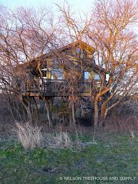 invisible tree house hotel. Nelson Treehouse Camo Invisible Tree House Hotel