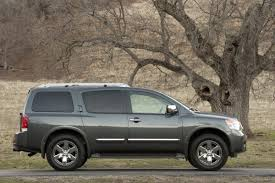 Equipment Upgrades and Price Increase for 2013 Nissan Armada SUV