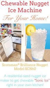 scotsman residential ice machine. Fine Scotsman Residential Nugget Ice Machine For Chewable At Home Scotsman  Wwwscotsmanhomeice Throughout Scotsman O