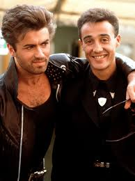 george michael then now. Contemporary Michael George Michael And Andrew Ridgeley To Then Now O