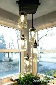 mason jar string lights light chandelier via from charming imperfections lighting s near ma diy director
