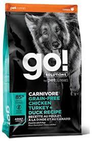 GO! SOLUTIONS Carnivore Grain Free Chicken ... - Amazon.com