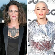 Asia Argento Debuts Vengeance Tattoo For Rose Mcgowan