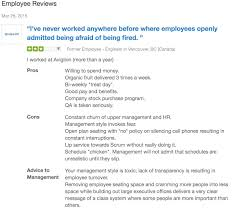 avigilon employee reviews create new topic