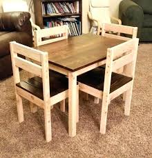 kid table chair kid table kids table and chairs do it yourself home projects from white kid table