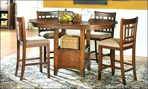 black bar height table high chair dining set chairs room fabulous counter e55