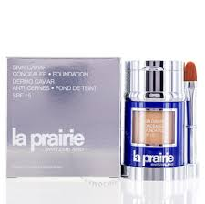 <b>La Prairie</b> / Skin Caviar Concealer Foundation SPF 15 <b>Honey Beige</b> ...
