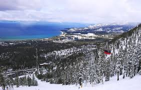 The charts below shows past snowfall recorded this year near south lake tahoe, ca for the last few years. Top 5 Reasons To Visit Tahoe In March Lake Tahoe Resort Hotel