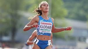YouTG.NET - La quartese Dalia Kaddari campionessa italiana nei 200 metri,  record sfiorato