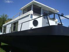 classic sea rover houseboats any floor plans or wiring diagrams boats for by owner 1959 35 foot witcraft steel hull houseboat for