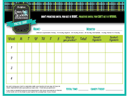 Highland Dance Practice Chart Www Highland Dance Com