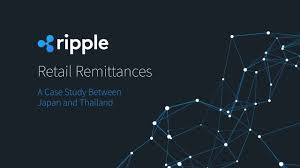 Ripple Chart Prediction Demo Retail Remittances A Case Study Between Japan And Thailand 2018