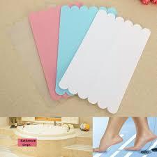 16 20cm bathtub shower treads non slip anti skid safety applique strips grip