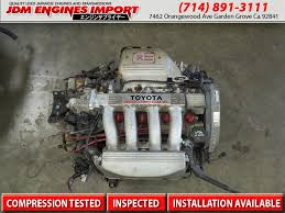 JDM 3S-GE 2.0L Toyota 1990-1993 MR2 Engine 5 Speed Transmission ...