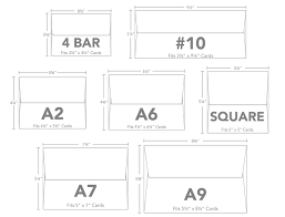 A7 Envelope Dimension Kozen Jasonkellyphoto Co