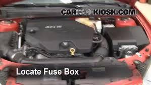 replace a fuse 2005 2010 pontiac g6 2007 pontiac g6 3 5l v6 2007 Pontiac G6 Fuse Box 2007 Pontiac G6 Fuse Box #25 2007 pontiac g6 fuse box location